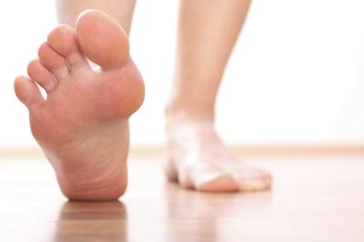 postura de piede